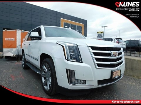 Used Cadillac Escalade Woodstock Il