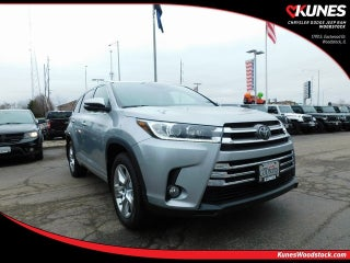 Used Toyota Highlander Woodstock Il